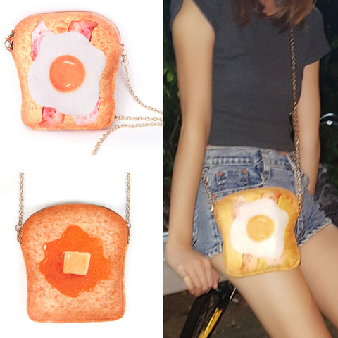 Toast Bread Bag