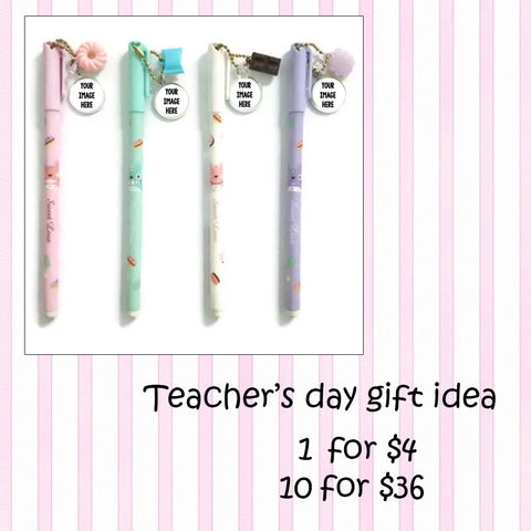 Teachers Day Candy Pens