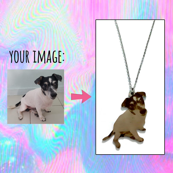 Pet Photo Necklaces