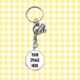 Teachers Day Keychains - Favourite Teacher