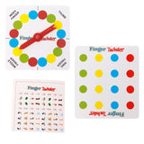 Finger Twister Game
