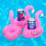 Flamingo Drink Floatie