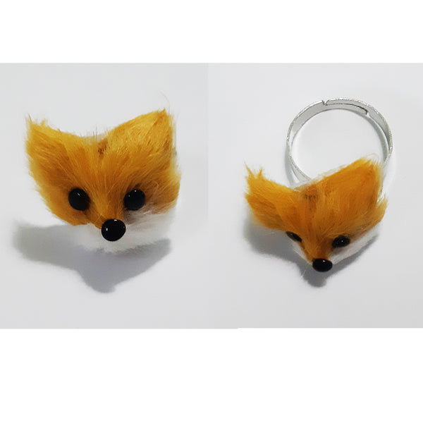 Fur Friend Rings