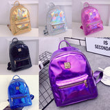 Holographic Backpacks