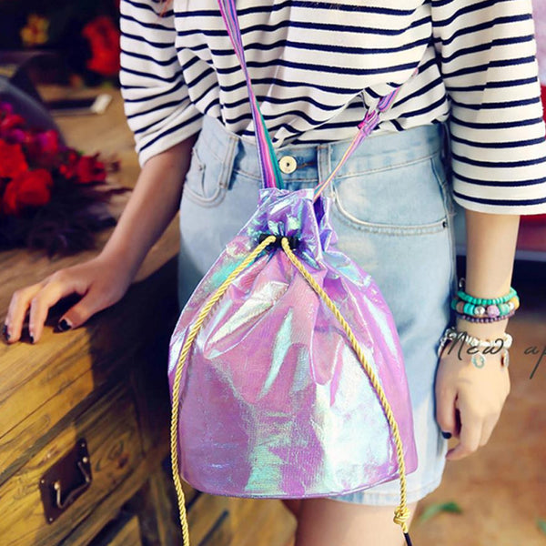Holographic Sling Bag