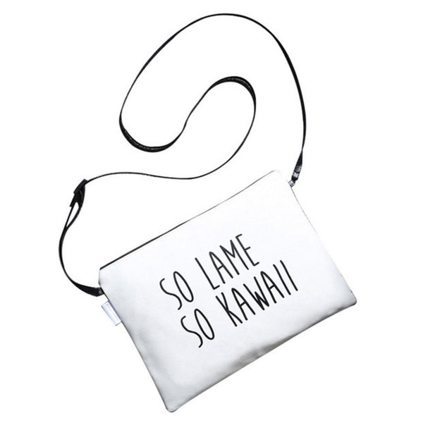 Lame Kawaii Sling Bag