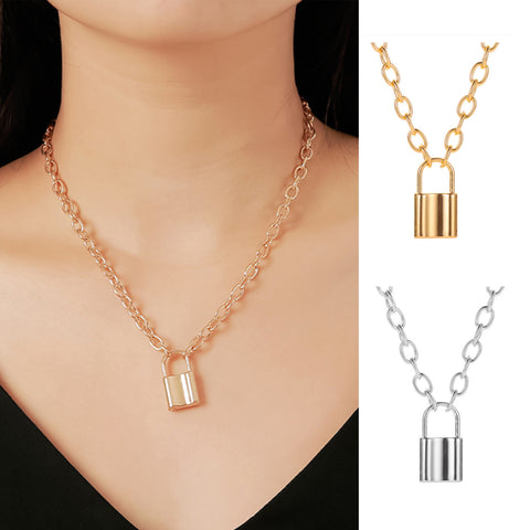 Lock Necklaces
