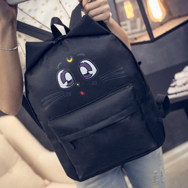 Luna Cat Backpack