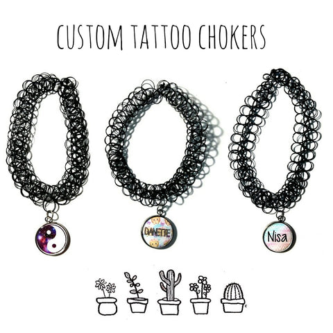 Tattoo Chokers