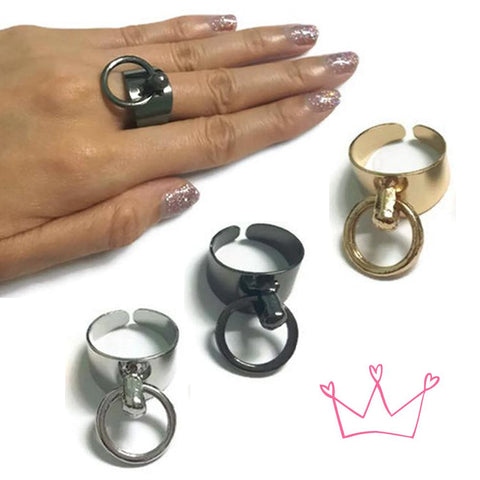 Ring Cuff Rings