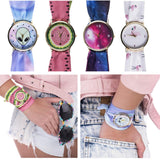 Fabric Wrap Watches