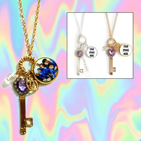 Key Necklaces