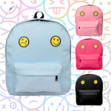 Cross Eyed Smiley Backpack