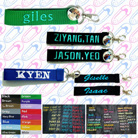 Bag Name Tags