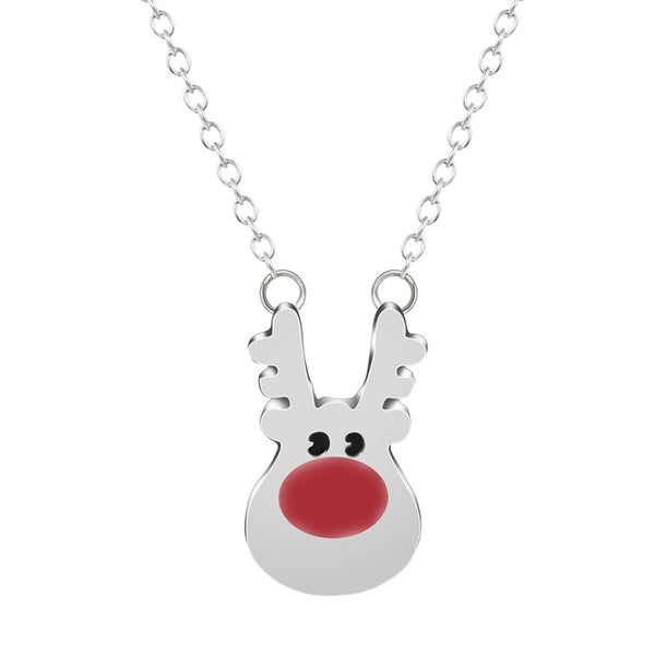 Reindeer Necklaces