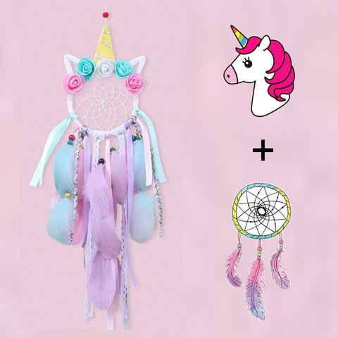 Unicorn Dreamcatchers