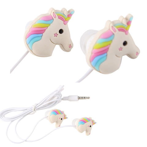 Unicorn Earpieces