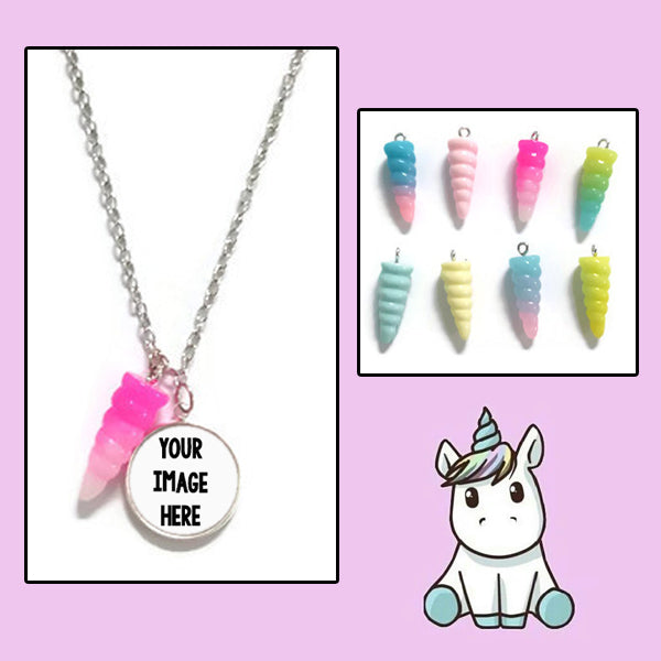 Unicorn Horn Necklaces