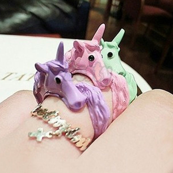 Unicorn Rings