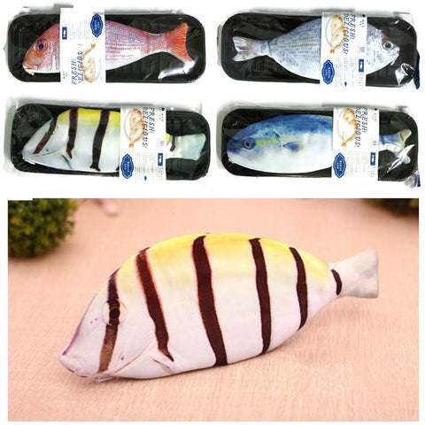 What The Fish Pencil Case
