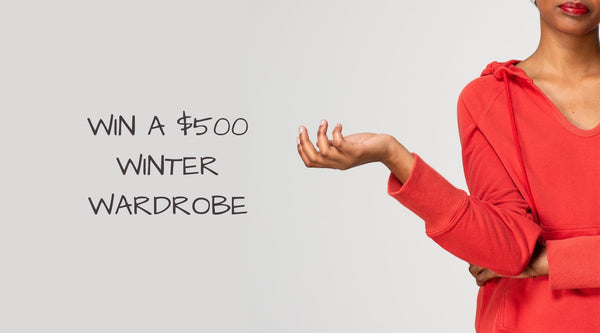Mother's Day Giveaway! Subscribe for your chance to win a $500 Winter Wardrobe | Miles From