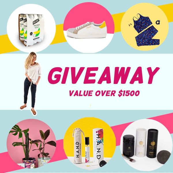 MOTHERS DAY GIVEAWAY - WIN OVER $1500 WORTH FROM GREAT AUSSIE BRANDS | Miles From