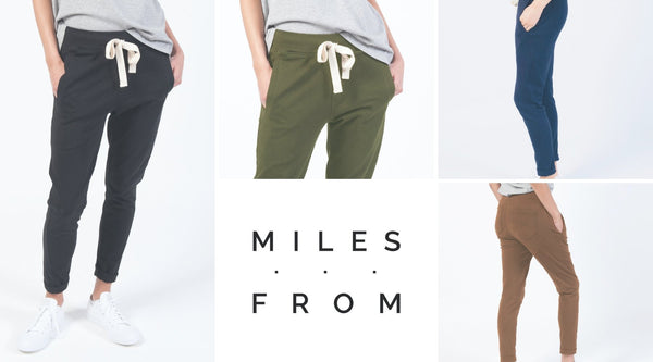 The Evolution of the Rugby Cruiser Pant | Miles From