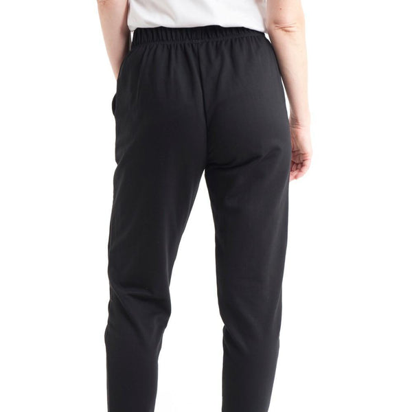 Fleecy Lounge Pant in Black