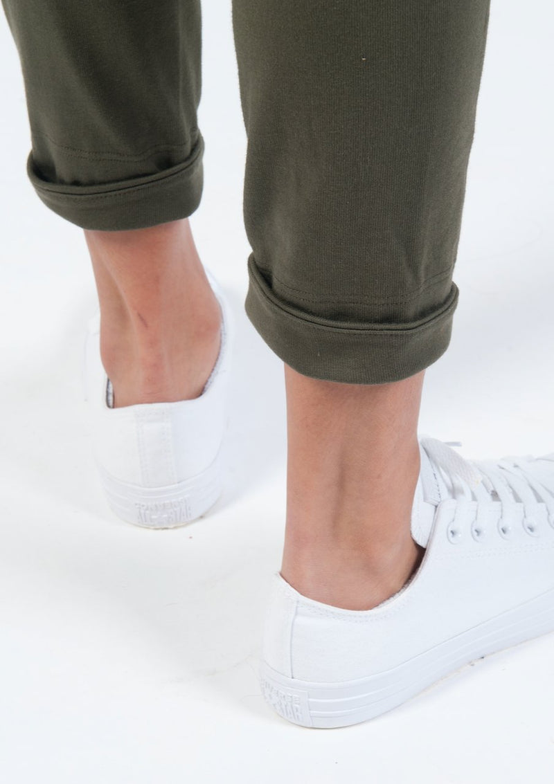 Rugby Cruiser Pant in Khaki