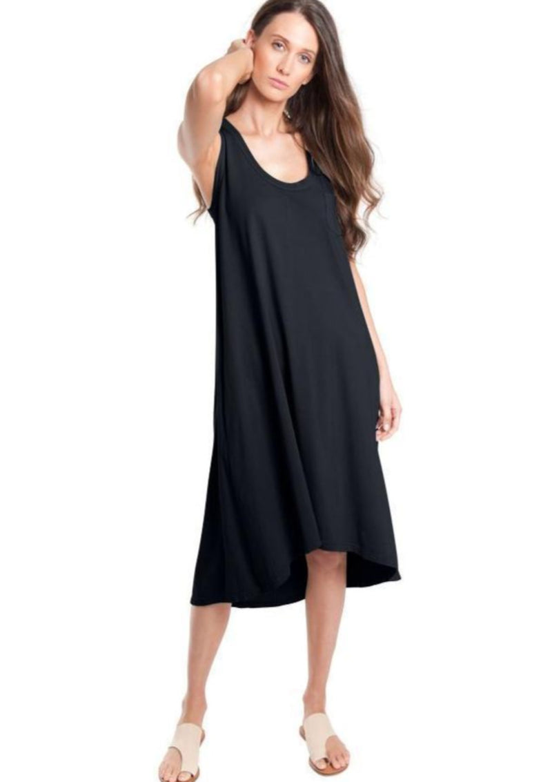 Relaxed Singlet Dress - Miles From