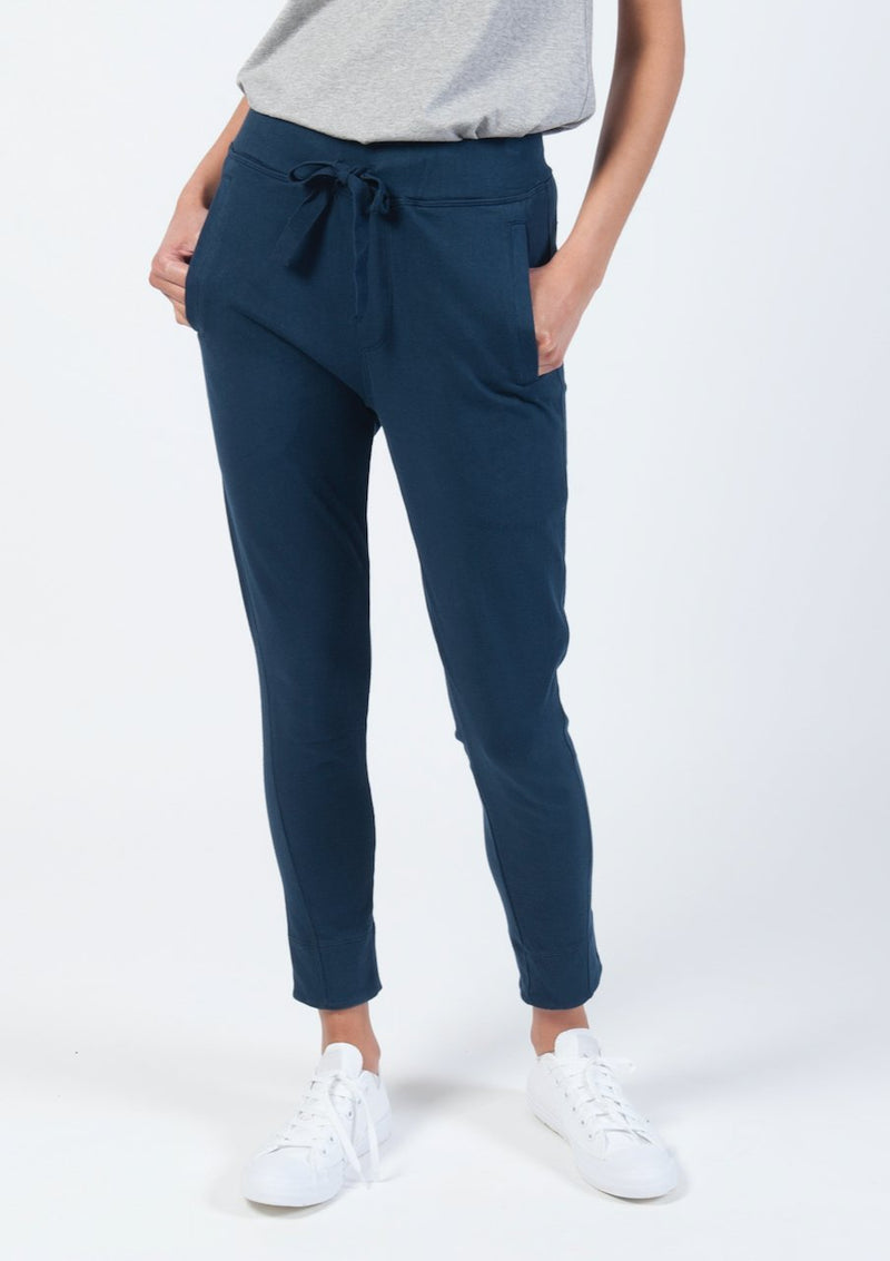 Rugby Cruiser Pant in Indigo - Miles From