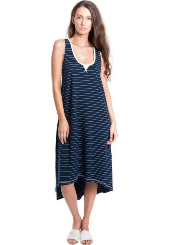 Sporty Relaxed Singlet Dress - Miles From