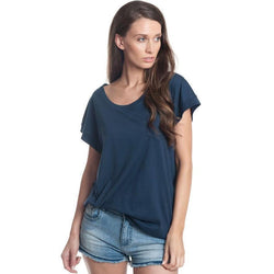 T-Shirt - A-line Drop Sleeve Organic Tee