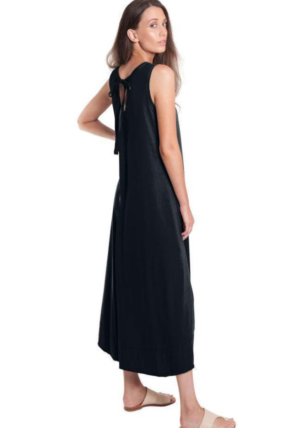 Tie Back Maxi Dress - Miles From