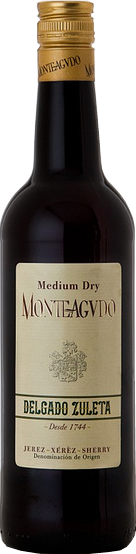 Delgado Zuleta - Montegudo Medium Sherry in Hong Kong