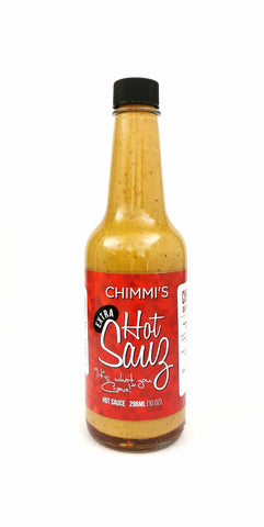 Chimmi's *NEW* Extra Hot - Habanero Restaurant Edition - 296mL