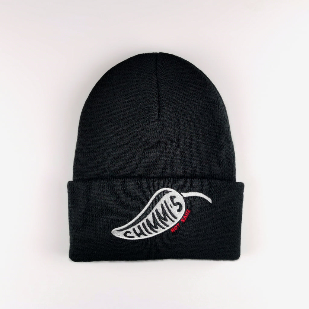 Branded Toques with Folded Cuff