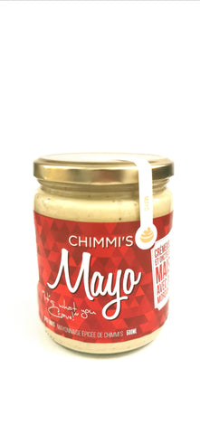 Chimmi's Mayo - 500mL