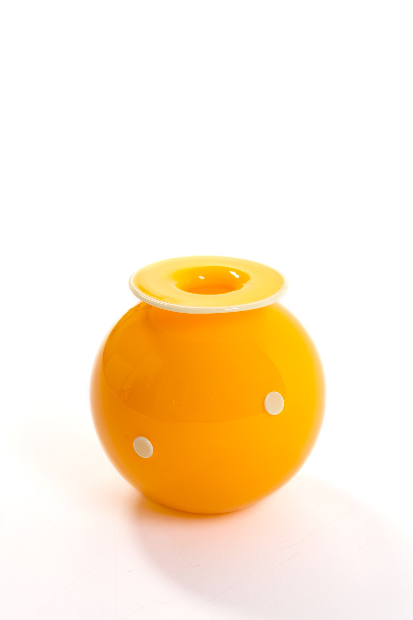 Two Tone Studio's Round Dot Vase
