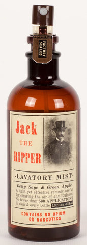 BlueQ Lav Mist: Jack the Ripper