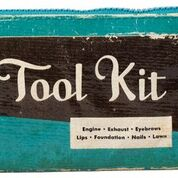 "BlueQ ""Toolkit"" Pencil Case"