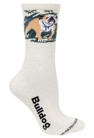 Wheelhouse Bulldog Socks