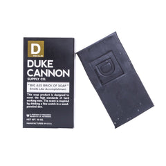 "Duke Cannon's ""Accomplishment"" Big Ass Soap"
