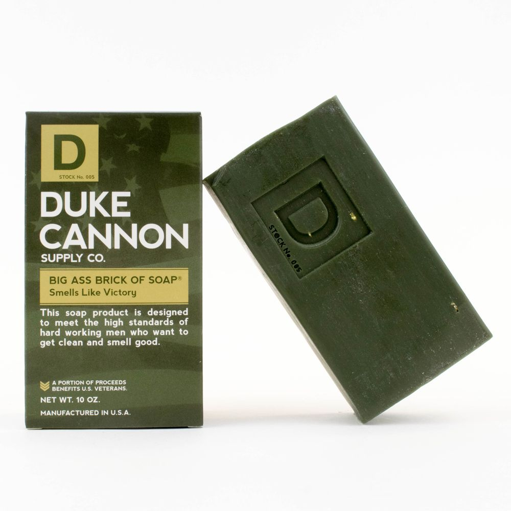 "Duke Cannon ""Victory"" Big Ass Soap"