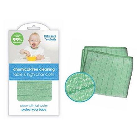 E-cloth Baby High Chair & Table Cleaning Cloth