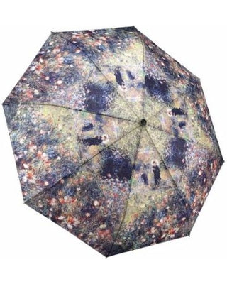 "Galleria Folding Umbrella Renoir's ""Woman With Parasol"""