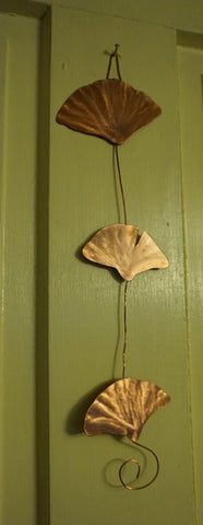 Local Artist of the Week: Jim Killebrew-Ginkgo Wall Hanging