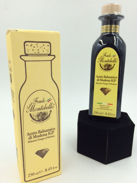 Fondo Montebello 13 Year Old Balsamic Vinegar (8.45 fl.oz)