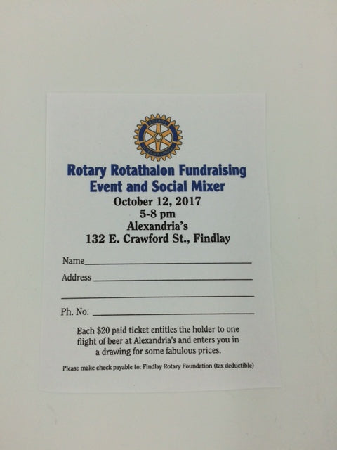 Rotary Fundraising Event and Social Mixer