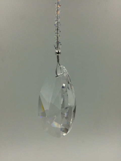 Local Artist of the Week: Kimberly Vaughn-Swarovski Crystal Sun Catcher
